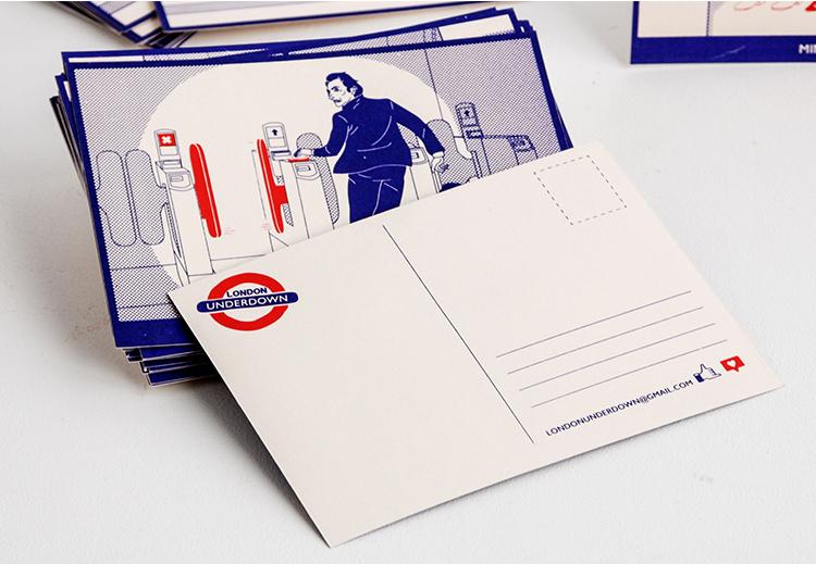 London Underdown | People of Print