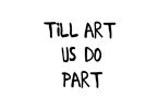 Till Art Us Do Part