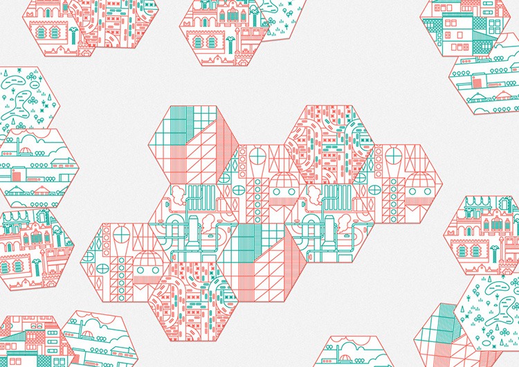 TwoPoints Urbanism For Kids People Of Print - Game architecture and design