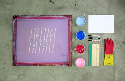 Mixing Inks & Pulling Prints | Le Raclet Print Studio