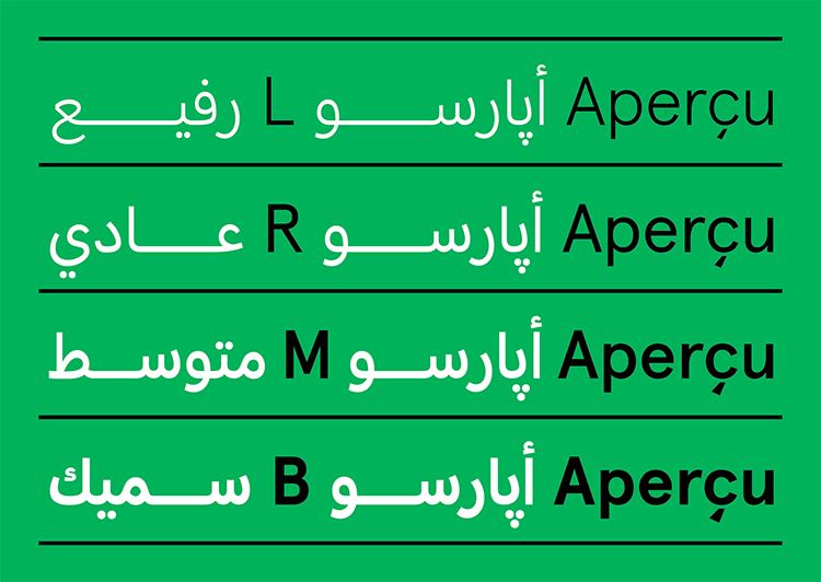 Colophon Type Foundry — Aperçu | People of Print